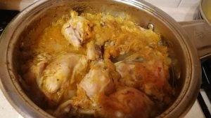 Курица, тушенная в маринаде - 4