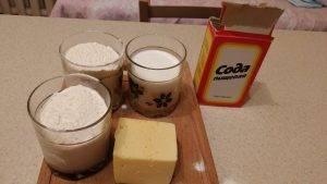 Сырные лепешки - 0