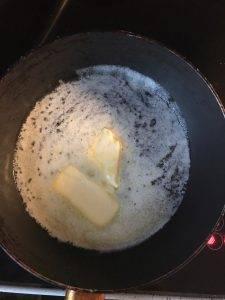 Картофельный гратен с сыром бри - 3