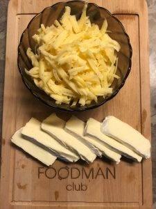 Картофельный гратен с сыром бри - 2