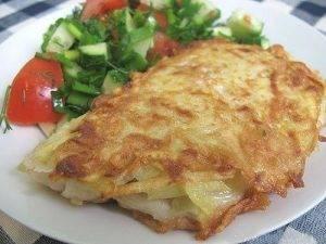 Рыба в картофельной корочке - 5