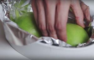 Яблочный зефир - 0
