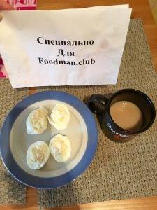 Фаршированные яйца с чесноком и майонезом - 5