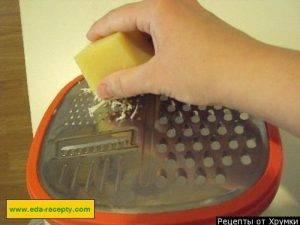 Запеченная семга с твердым сыром - 1