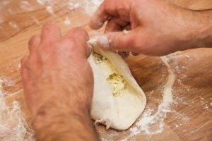Хачапури с картофелем и сыром - 2