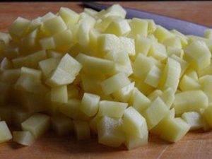 Сырно-сливочный суп в мультиварке - 5