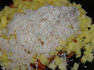 Сырно-сливочный суп в мультиварке - 6