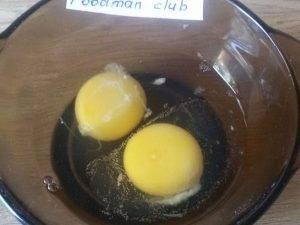 Курица в корочке из сухарей и сыра, с горчицей и соевым соусом - 5