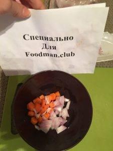 Жареная свинина с луком и морковью - 1