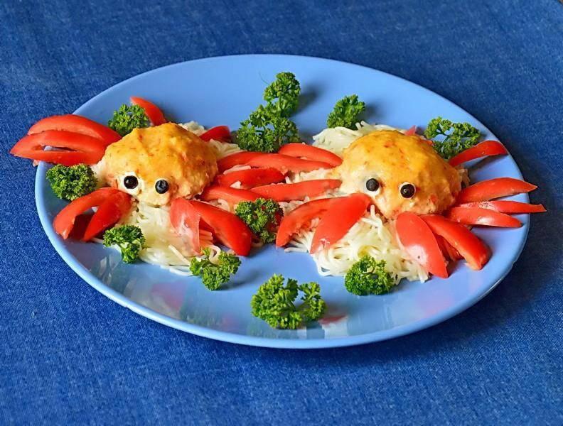 оригинальные блюда с картинками онлайн