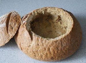 Шотландский хлебный суп - 2