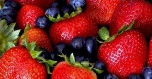 Канапе из фруктов - 2