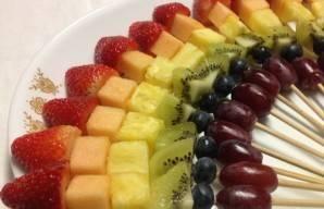 Канапе из фруктов - 5