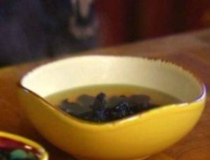 Десертный хлебный суп с медом - 0