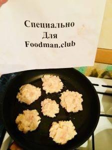 Рыбные котлеты на сковороде - 5