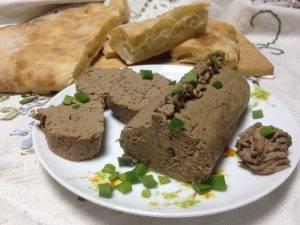Паштет из гречки и куриной печени - 6