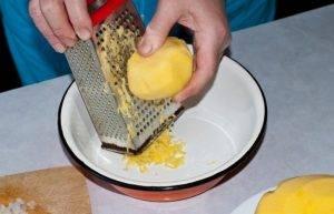 Перловая каша с картофелем - 1
