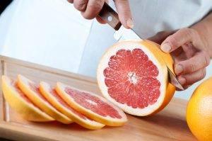 Согревающий чай с грейпфрутом и розмарином - 1