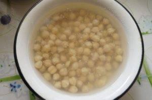 Тунисский суп из нута и перловки - 0