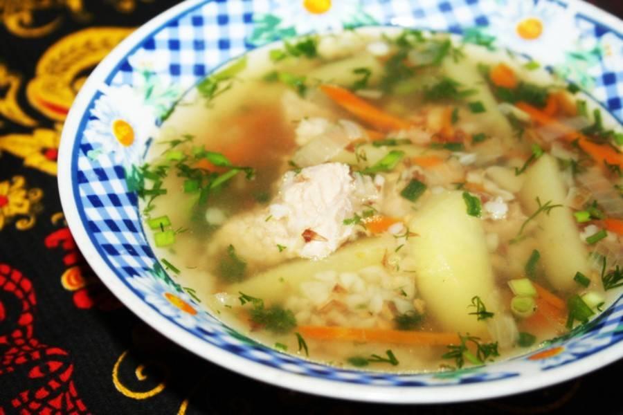 рецепт супов из свиной лопатки