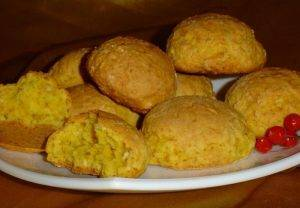 Тыквенное печенье с кокосовой стружкой - 6