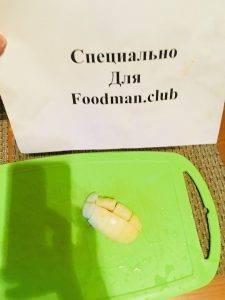 Мятая картошка с зеленью - 2