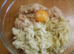 Куриное суфле с картофелем и прованскими травами в духовке - 4