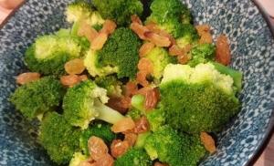 Африканский салат с брокколи - 0