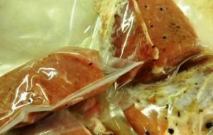 Варено-копченое мясо - 0