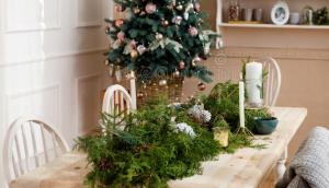 10 оригинальных идей для сервировки новогоднего стола - 20