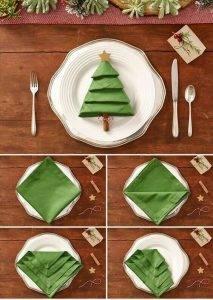 Съедобная елка: оригинальные закуски на Новогодний стол - 11