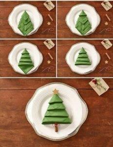 Съедобная елка: оригинальные закуски на Новогодний стол - 12