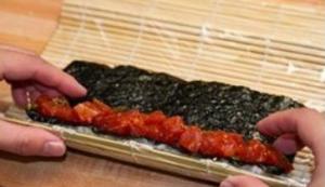 Суши с тунцом - 2