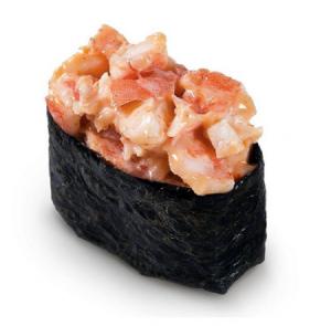 Спайси суши с мясом краба - 2