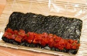 Суши с тунцом - 1