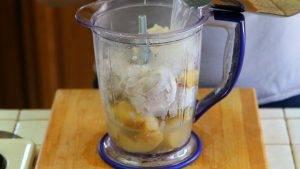 Детское питание из филе курицы и яблока - 2