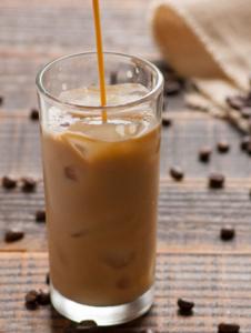 Кофе-шейк с мороженым - 1