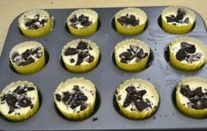 Пирожные из печенья Oreo со сливочным кремом - 2
