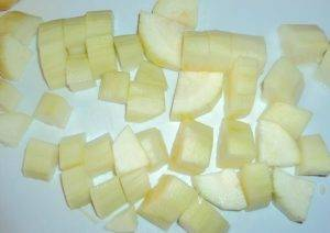 Картофельное пюре с кабачком - 0