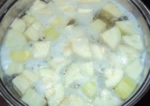 Картофельное пюре с кабачком - 1