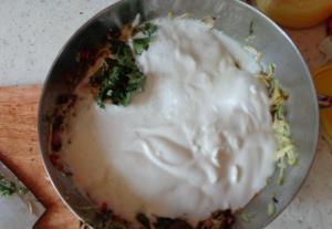 Райта - индийское праздничное блюдо - 1