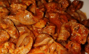 Копченые куриные желудки - 1