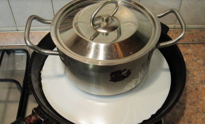 Цыпленок табака, жареный на сковороде - 4