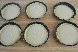 Тарталетки с сыром и виноградом - 2