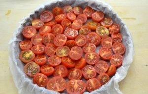 Тарт с помидорами и сыром Фета - 0