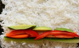 Вегетарианские овощные роллы - 0
