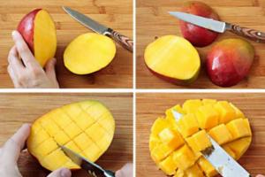 Африканское варенье из манго - 0