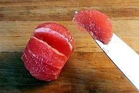 Салат с авокадо и грейпфрутом - 0