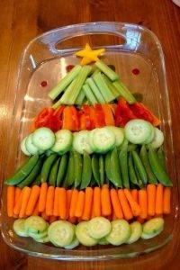 Съедобная елка: оригинальные закуски на Новогодний стол - 4