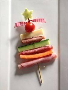 Съедобная елка: оригинальные закуски на Новогодний стол - 0